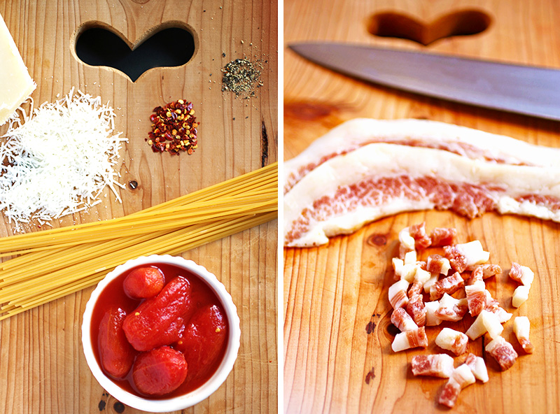 amatriciana-ingredients