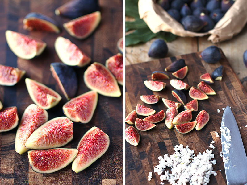 quartered-figs-and-chopped-shallots